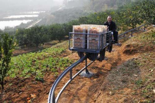 南方丘陵山区果园生产机械化解决方案