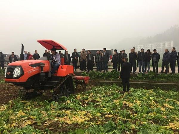 重庆市关于加快推进农业机械化和农机装备产业转型升级的实施意见