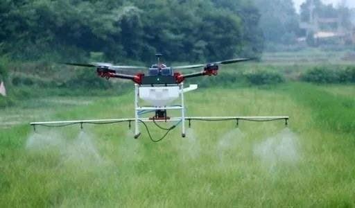 云南省关于印发植保无人飞机购置补贴试点方案的通知