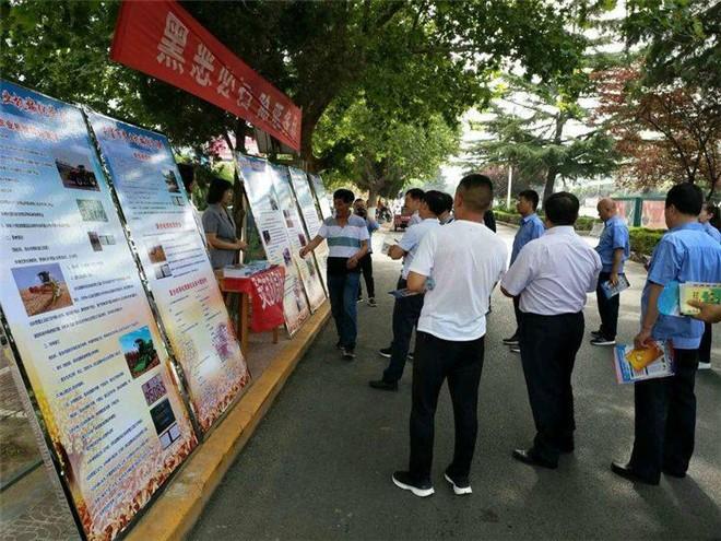 灵宝市农机局防风险除隐患遏事故保安全