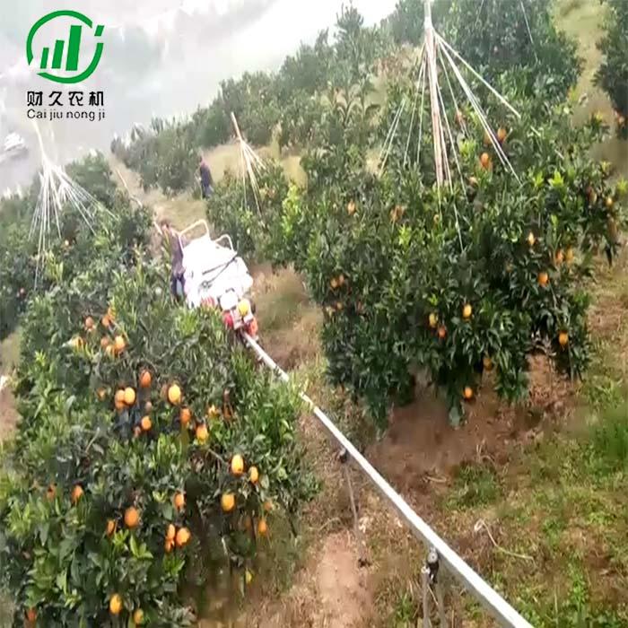 奉节县:着力推广林果机械,为乡村振兴添措施!
