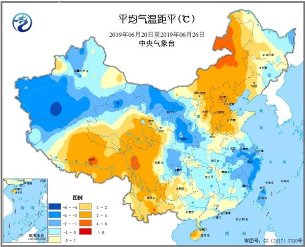 农业气象周报:未来一周华北大部仍无有效降水 不利作物健壮生长