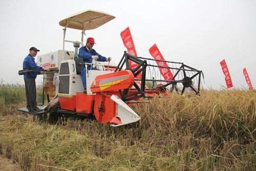 安徽省关于印发主要农作物生产全程机械化推进行动实施方案的通知