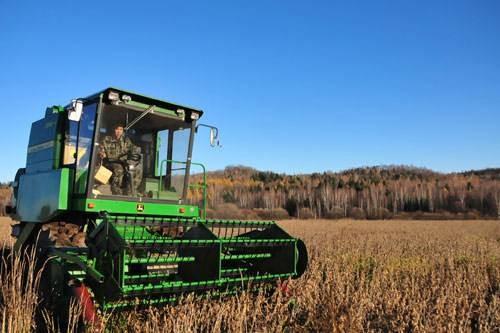 安徽省农业生产发展项目资金向全程机械化重点区域倾斜