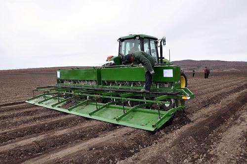 黑龙江省农业机械购置补贴产品投档工作办法