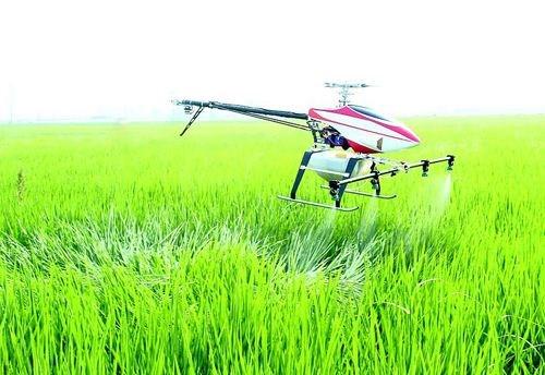 江西省2019年植保无人飞机投档通过产品公示