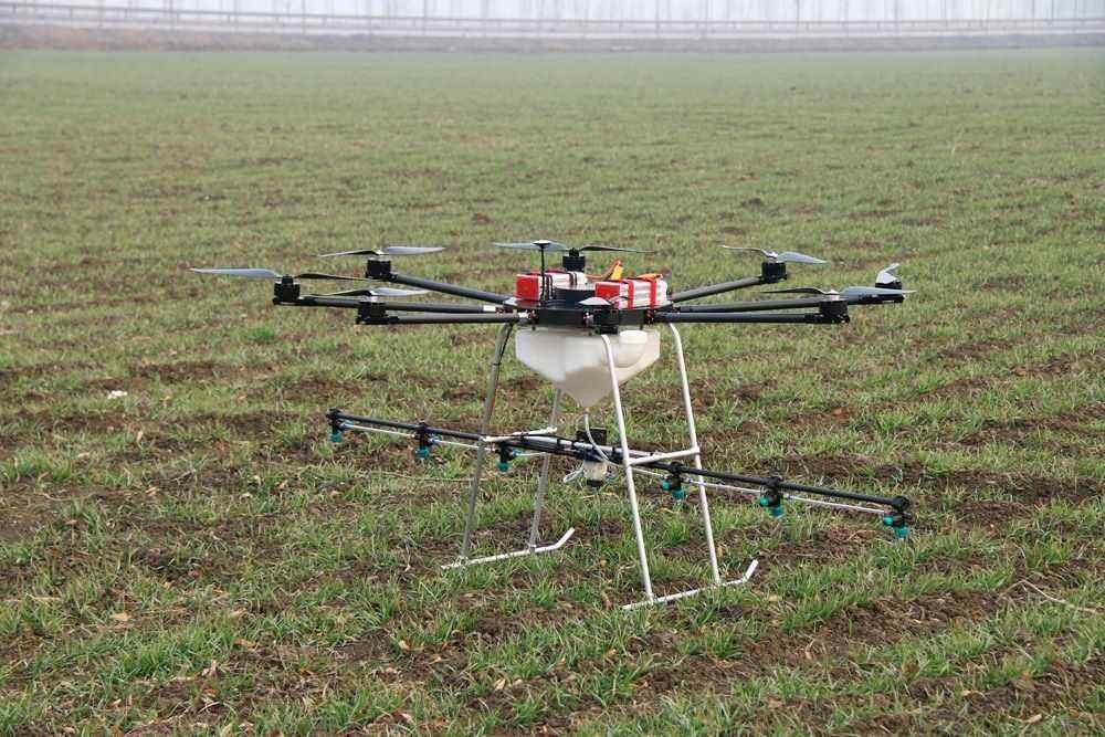 吉林省关于2019年开展植保无人飞机购置补贴试点工作的通知