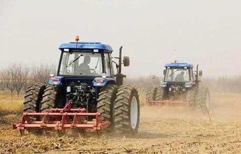 江苏省支持适宜地区开展农机深松整地作业50万亩