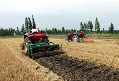 最高补助25元/亩!江苏省稻麦秸秆机械化还田率稳定在52%