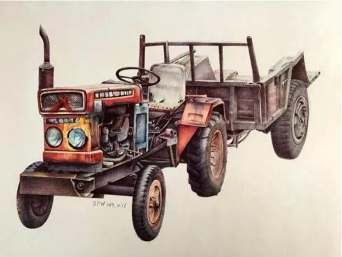 三代拖拉机手见证黑土地上的新变革