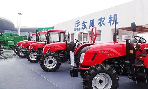 四川省关于常州东风农机集团有限公司等企业违反农机购置补贴政策调查处理情况的通报
