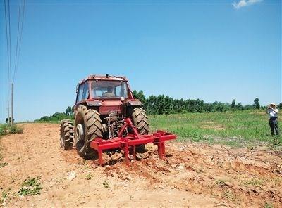 河南省关于印发2019年农机深松整地实施方案的通知