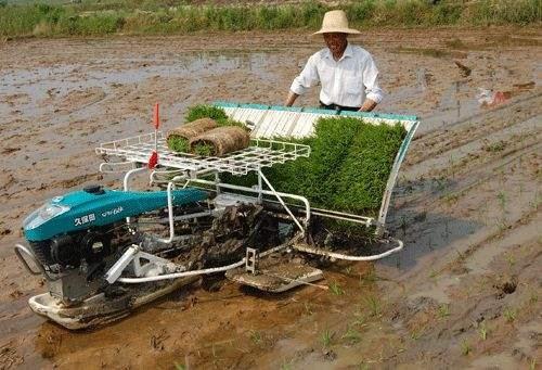 江西省关于认真贯彻落实加快推进农业机械化升级和农机装备产业振兴实施意见的通知