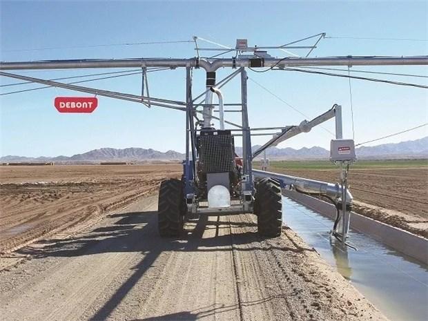 德邦大为(DEBONT)助力全球农业灌溉
