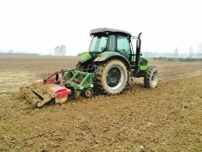 江苏省印发《全省秸秆机械化还田和农机深松整地工作实施指导意见》的通知