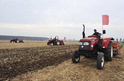 山东省主要农作物耕种收综合机械化率达到86.53%