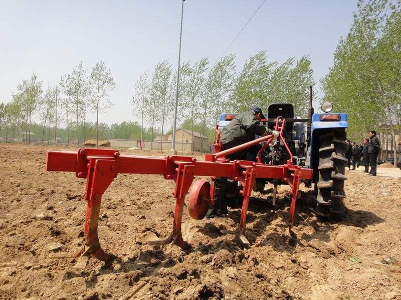 吉林省关于举办农机深松整地技术培训班的通知