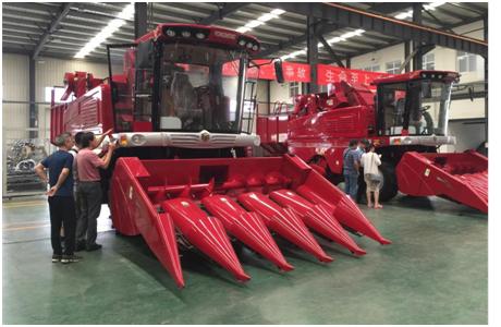 天津市农业质检中心组织召开天津市农机鉴定工作培训会
