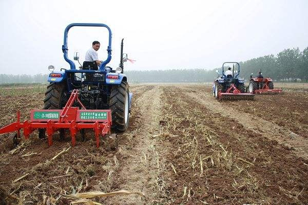 补助资金已拨付!安徽省2019年农机深松整地任务650万亩