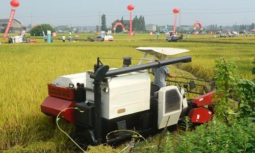 浙江省上半年农机购置补贴实施进度通报