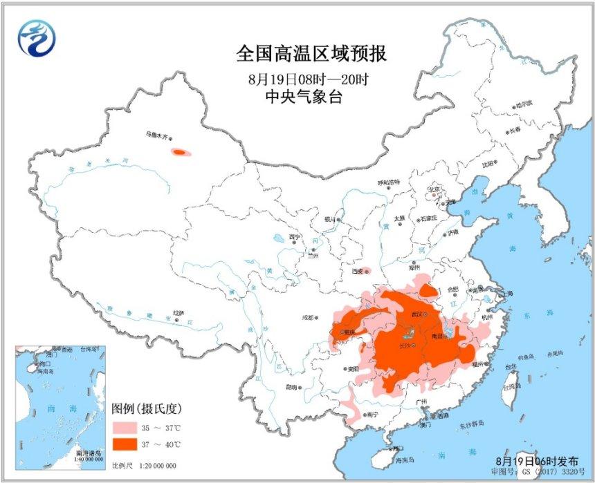 未来三天全国天气预报:四川盆地西部等地有较强降雨  北方地区将有降雨过程