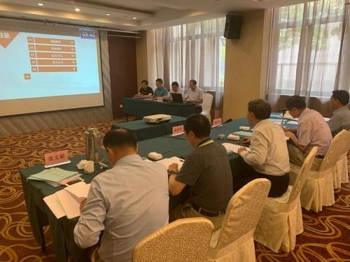 江苏省2019年粮食生产全程机械化整体推进示范县建设方案审定会在南京召开