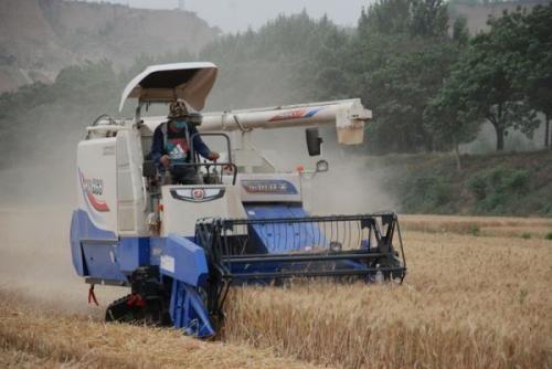山西省关于全省农机购置补贴实施进度的第一次通报