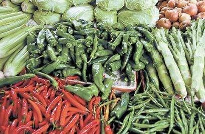 四川上半年农产品总体合格率99.5%