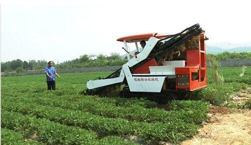 河南省关于开展2019年低扬尘花生捡拾收获机试验示范项目产品推荐名单评审工作的通知