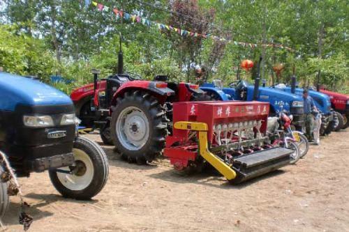 四川省关于印发2018-2020年农业机械购置补贴额一览表(2019年调整)的通知