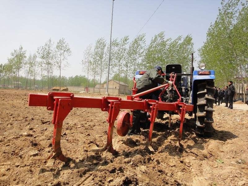 陕西省关于做好秋季农机深松整地和年度绩效考评工作的通知