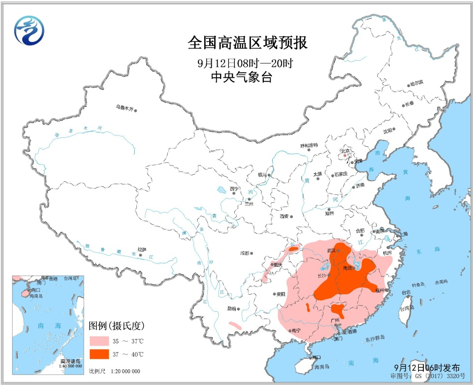 未来三天全国天气预报:四川盆地有较强降雨  西北地区东部有大风降温天气