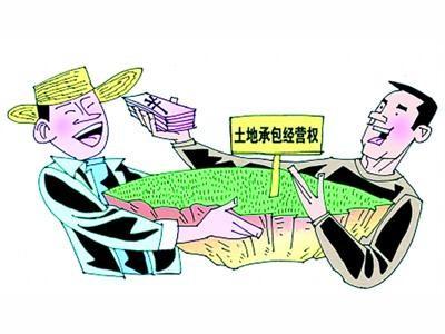 土地经营权入股试点已扩大到14省100多个县