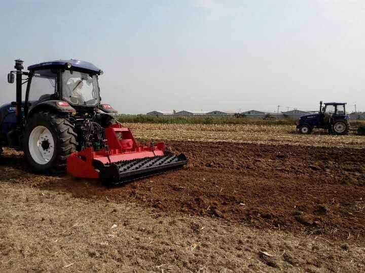河北省确保补贴机具在秋季农机化生产中发挥作用