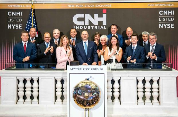 凯斯纽荷兰工业集团在纽约举办投资者日