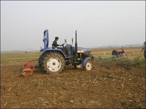 陕西省关于开展农机购置补贴部分品目分档涉及产品市场价格调查的通知