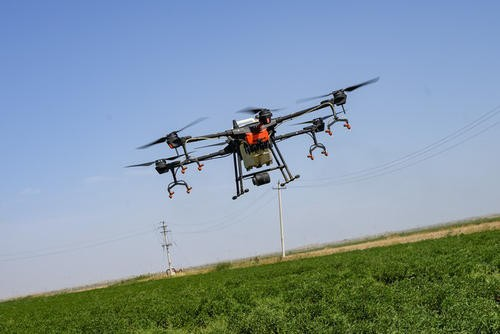 新疆关于开展2019年植保无人飞机购置补贴试点产品投档工作的公告