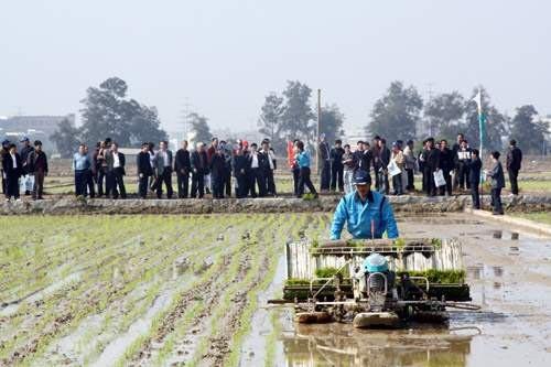 江西省关于农机购置补贴产品自主投档平台常年开放的通知