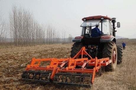 吉林省关于做好2019年秋季农机深松整地工作的通知
