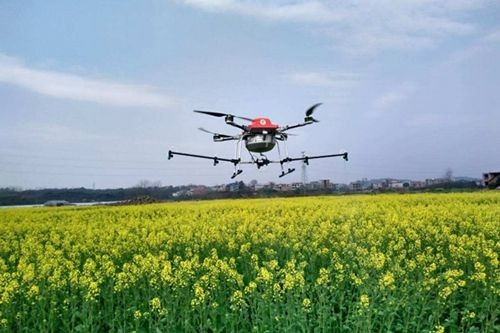 植保无人机助力智慧农业