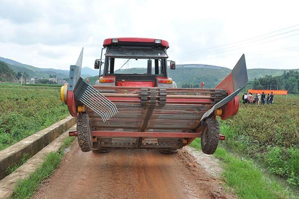 青岛市农业农村局 关于印发《青岛市农机购置补贴产品核验规程》的通知