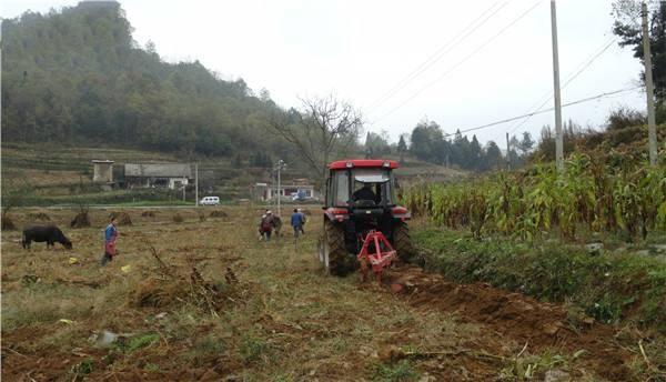 贵州省2019年(调整部分)农机购置补贴额一览表公示稿