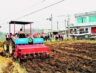 贵州省关于发布2019年农业机械购置补贴额一览表(调整部分公告稿)的通知