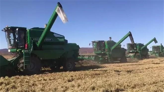 [新中国成立70周年特稿之二] 新中国农业机械化事业的发展与进步