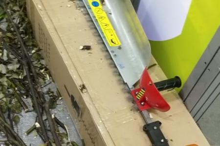无刷电动采茶机   单手修剪机