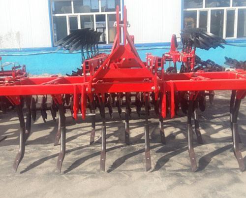 陕西省关于农机深松整地项目进展情况的通报