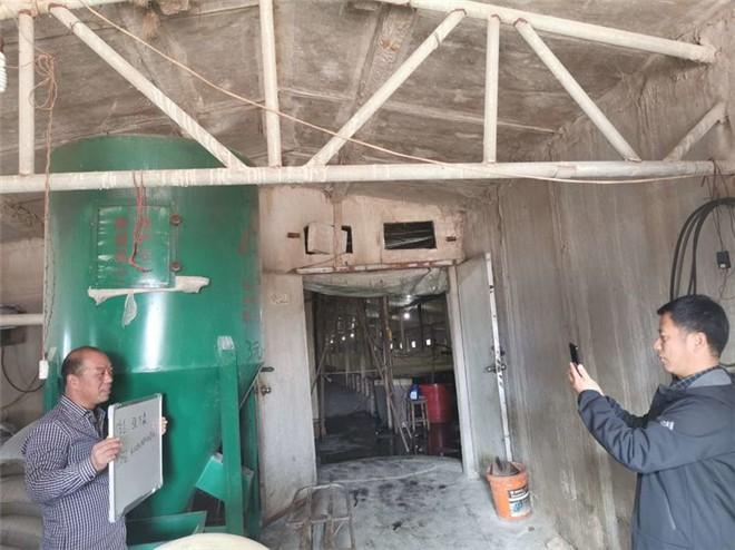 灵宝市农机局开展农机补贴上门核验