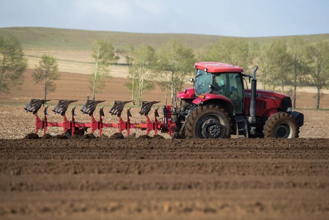希森天成翻转犁为农作物高产、优质、高效奠定基础!