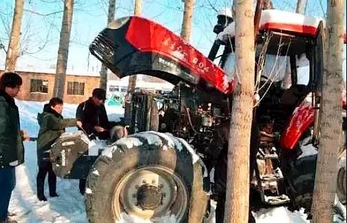 山东省农业机械技术推广站关于加强冬季农机具检修保养工作的通知