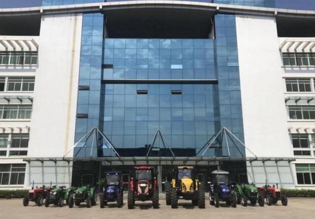 一举签下三千台订单 企业自主创新打造农机行业新标杆